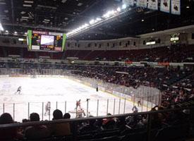 Valley view casino hockey